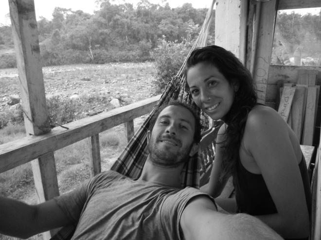 Cristina y David